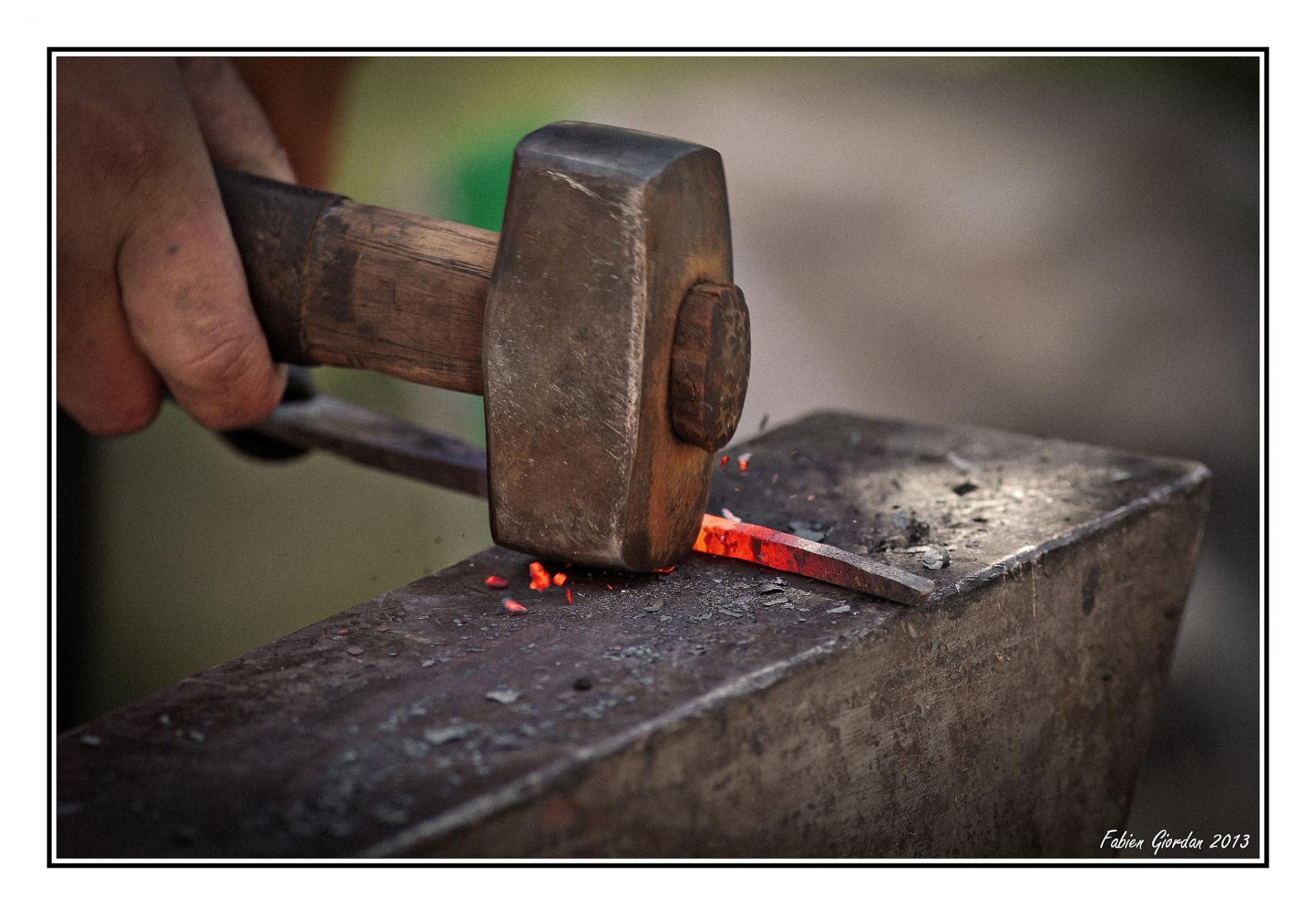 la forge de l 'ubaye